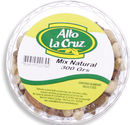 Mix Natural Alto La Cruz Pote 300Gr