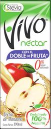 Nectar Vivo Manzana  190Ml