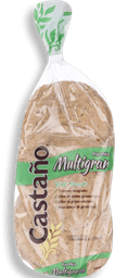 Pan Pita Castaño Multigrano 300Gr