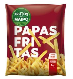 Papas Prefritas Frutas Del Maipo 1Kg