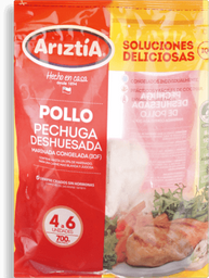 Ariztia Pechuga De Pollo Deshuesada