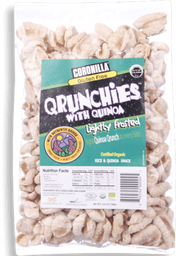 Qrunchies Sin Gluten Light Frost Coronilla