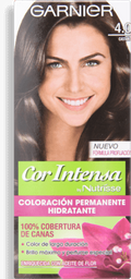Garnier-Cor Intensa Coloracion 4.0 Castaño