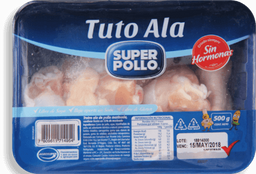 Trutro Ala Pollo Super Pet 500 Gr