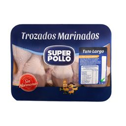 Trutro Largo Pollo Super Env Kg
