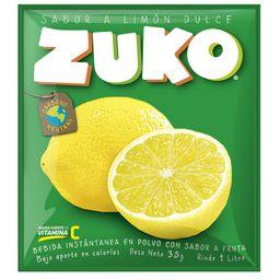 Zuko Limon Dulce 35G