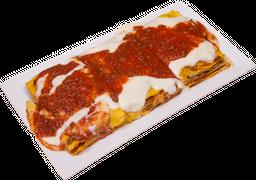 Lasagna Familiar con Salsa a Elección + Bebida