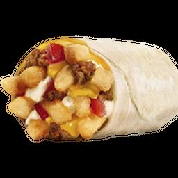 Burrito Papa Suprema