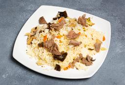 Arroz Chaufán Carne