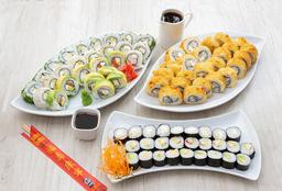 Tabla Sushi 81 Piezas