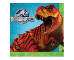 Servilletas Jurassic World X 12