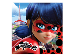 Servilletas Ladybug X 12