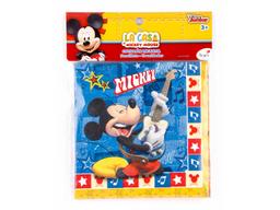 Servilletas Mickey X 12