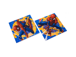 Servilletas Spiderman X 12