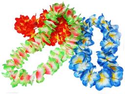 Collar Hawaiano Bicolor
