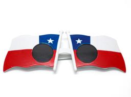 Anteojo Chile Banderas