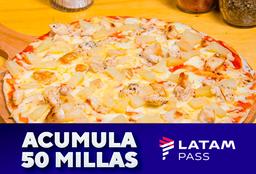 Pizza Familiar Botero