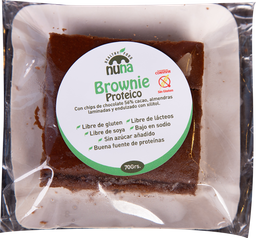 Brownie Proteina