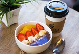 Bowl de Acai + Café o Agua.