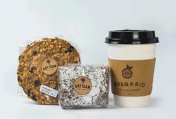 Promo Café  + Muffins o Galleton