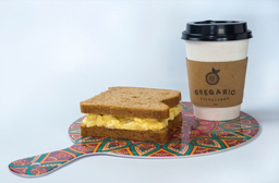 Combo Café y Sandwich