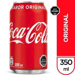 Coca-Cola Original Bebida Lata