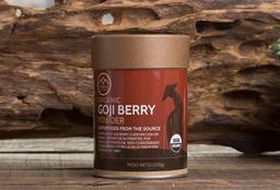 Goji Berries Polvo Orgánico