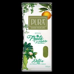 PURA - Detox (apio, manzana, limón, espinaca)