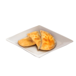 3 Empanadas de Queso