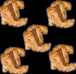 Medialunas Manjar x5
