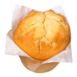 Muffin Vainilla Bajo en Azúcar