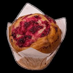 Muffin Frambuesa (Bajo en Azucar)