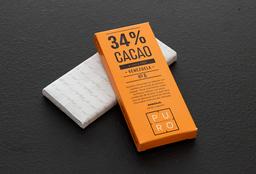 34% Leche sin Azúcar