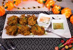 Onion Bhajiya (6 un)
