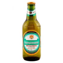 Cerveza sin alcohol kunstmann