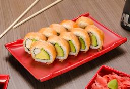 Sake Ebi Roll