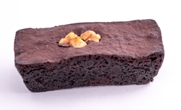 Brownie sin Gluten con Chocolate Belga