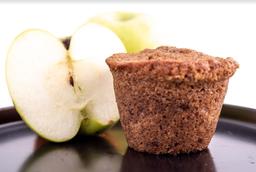 Muffin Manzana + Canela