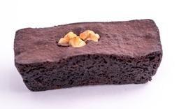 Brownie sin Gluten con Chocolate Belga