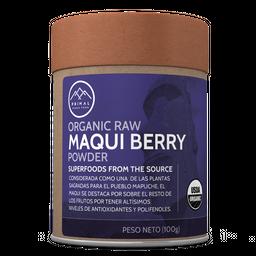 Organic Raw Maqui Berry Powder