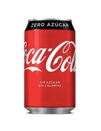 Coca-Cola Zero 350cc