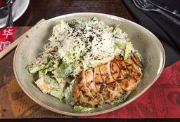 Asian Chicken Caesar Salad