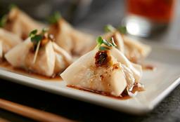 Dumplings Camarón