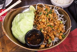 Chang's Vegetarian Lettuce Wraps