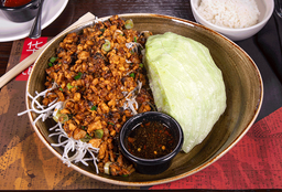 Chang's Chicken Lettuce wrap