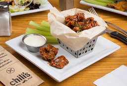 Boneless Wings (10 piezas)