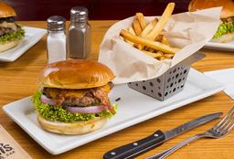 Classic Bacon Burger