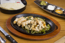 Mix & Match Fajitas Pollo