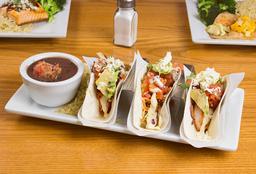 Tacos Spicy Chicken