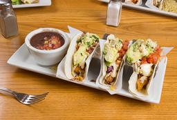 Tacos Spicy Shrimp